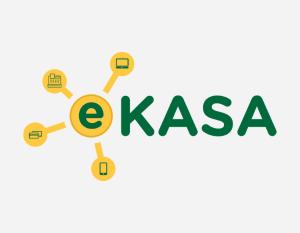 e-kasa logo